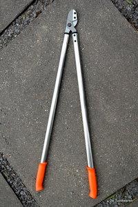 takkenschaar met aambeeld 100 cm